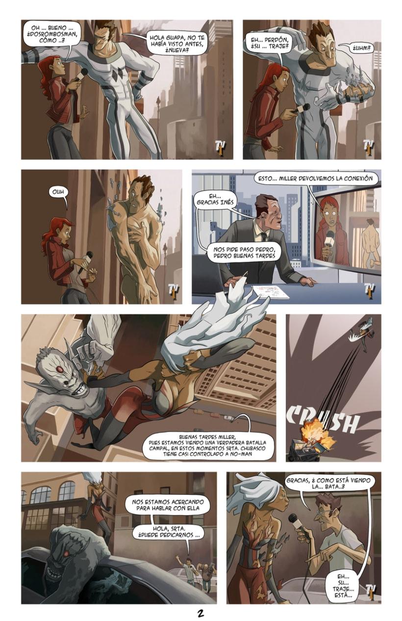Comic: Interrumpimos la emisión 1