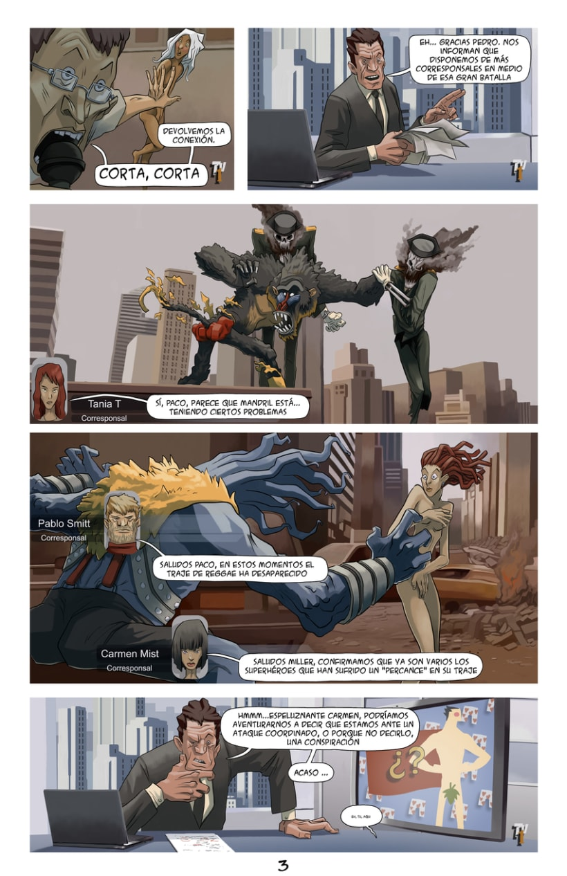 Comic: Interrumpimos la emisión 2