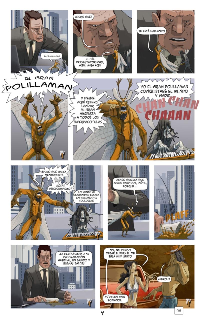 Comic: Interrumpimos la emisión 3