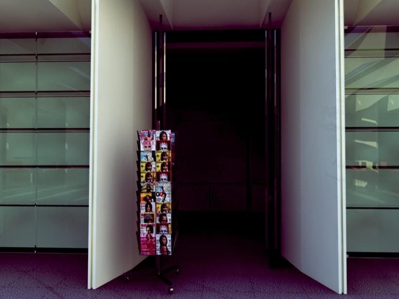 Artes y ciencias - Valencia - Vray y 3d max. 0
