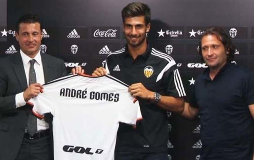 Los jugadores de Valencia 2014/15 -1