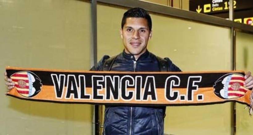 Los jugadores de Valencia 2014/15 0