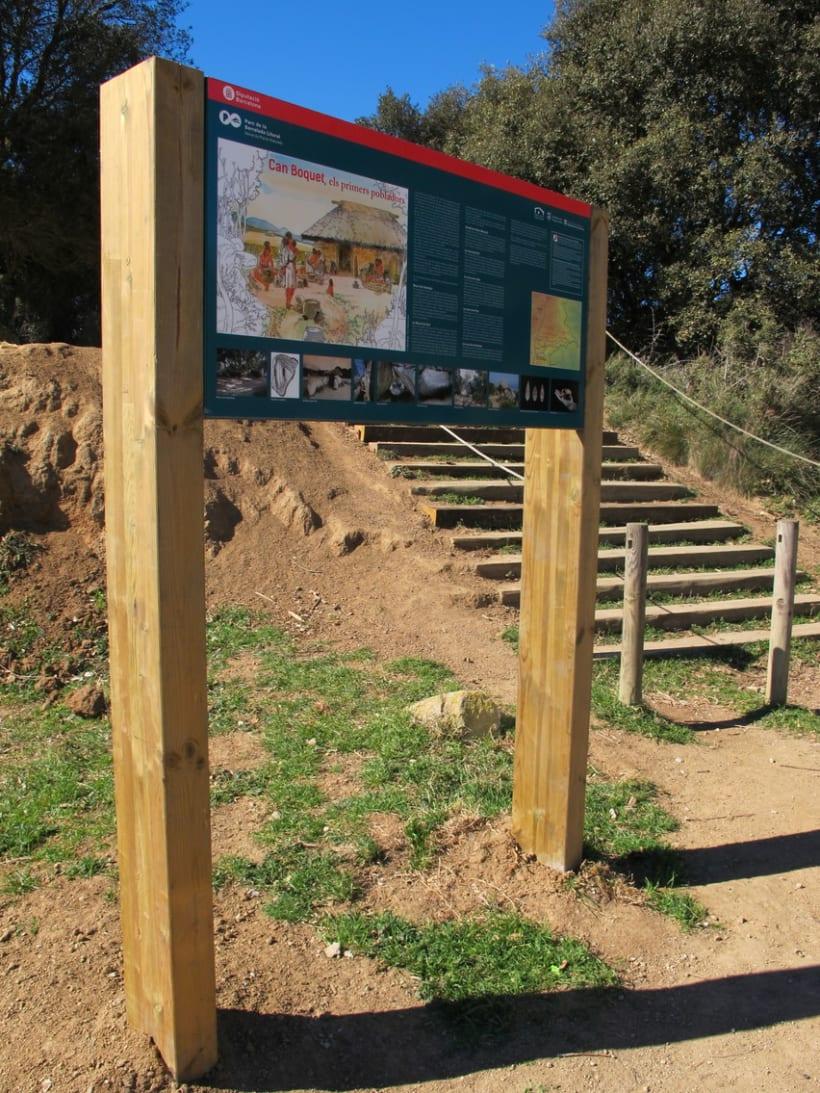 Maquetació Cartell -Parc Serralada Litoral -1