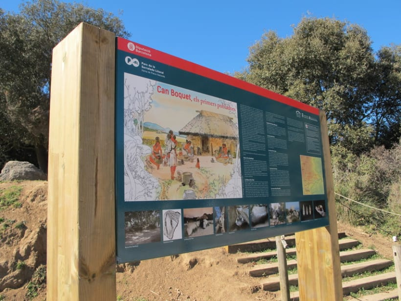 Maquetació Cartell -Parc Serralada Litoral 0