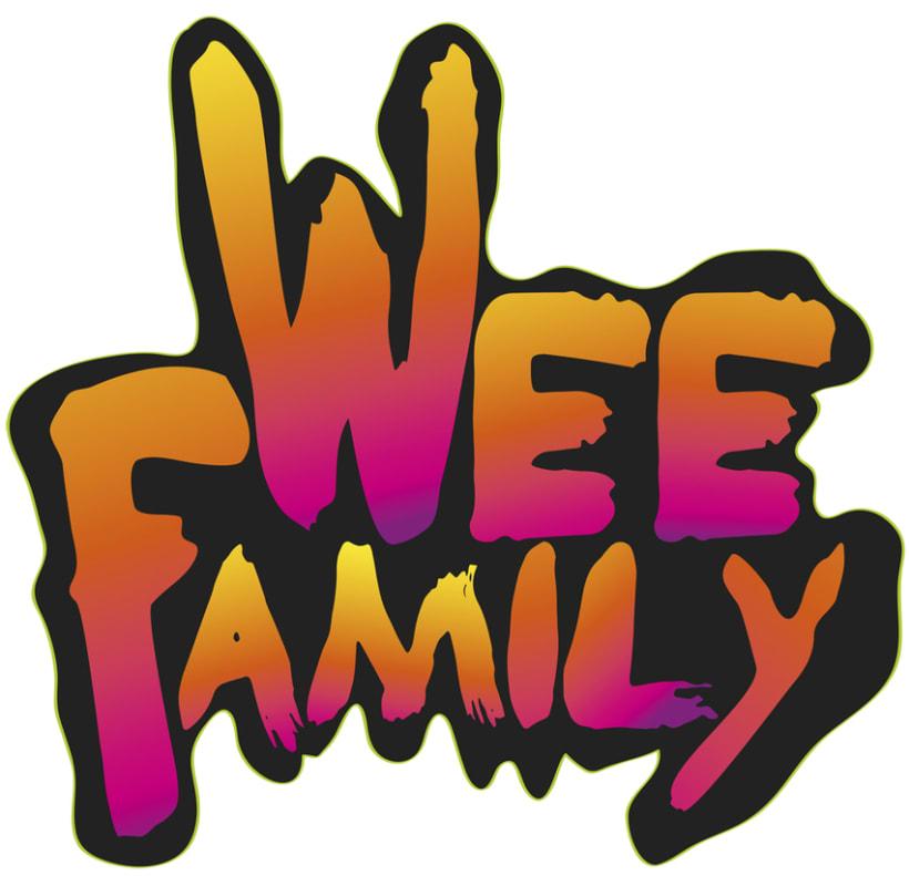 Una foto de familia en el laboratorio de Wee 0