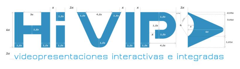 Hi VIP - Renovación de identidad visual corporativa 1
