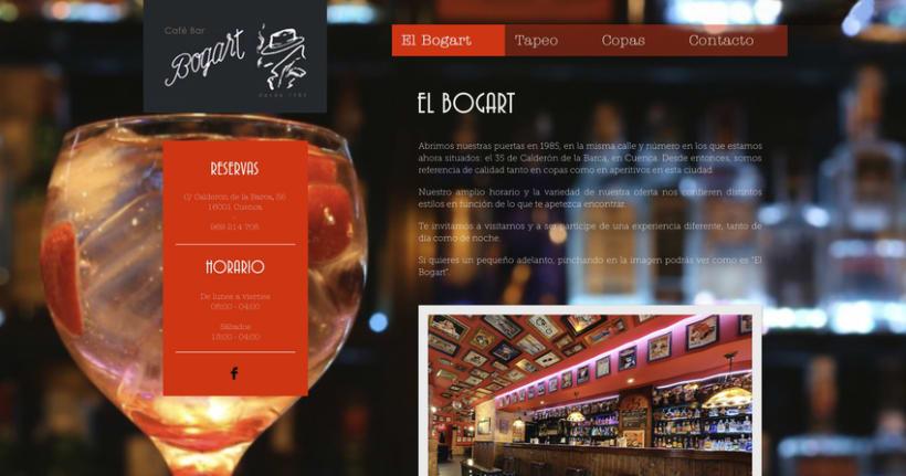 Café Bar Bogart 0
