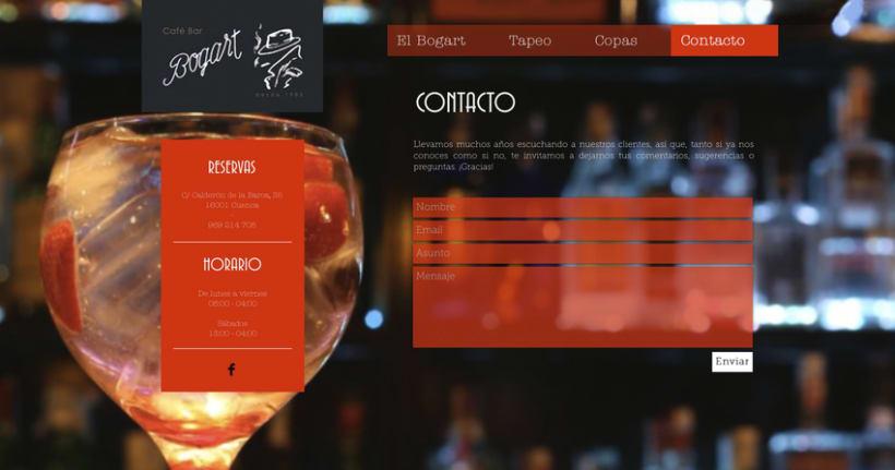 Café Bar Bogart 3