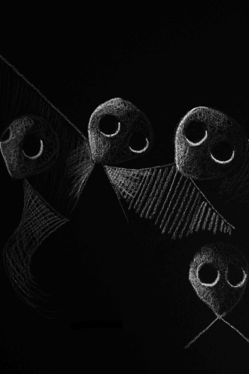 """Ilustraciones para """"Come non educare i figli"""" de Franz Kafka 1"""