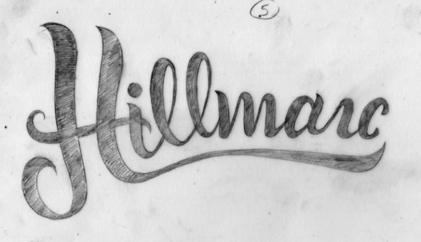 hillmarc lettering 1