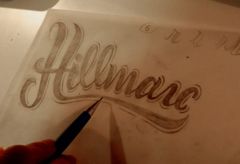 hillmarc lettering 2