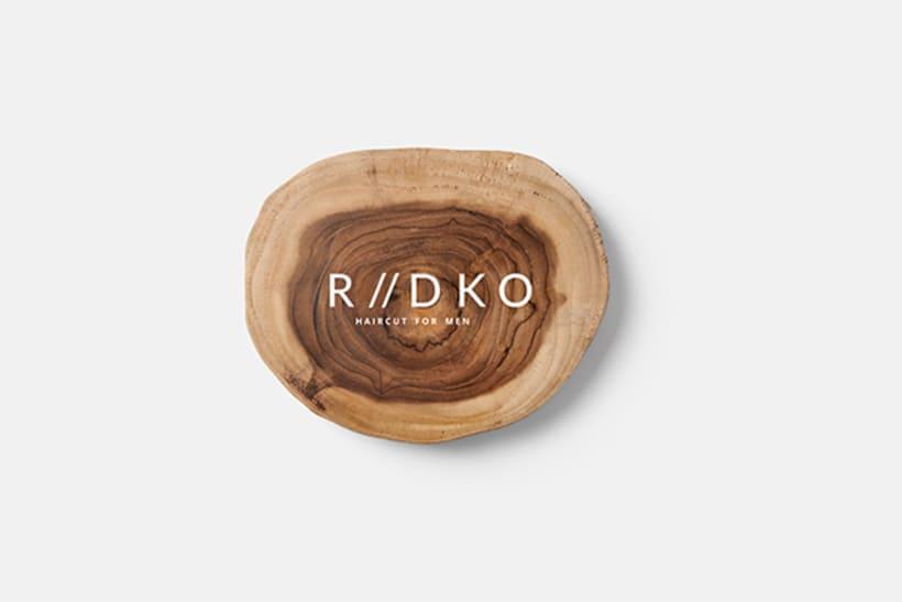 R // D K O - Barber concept shop 0