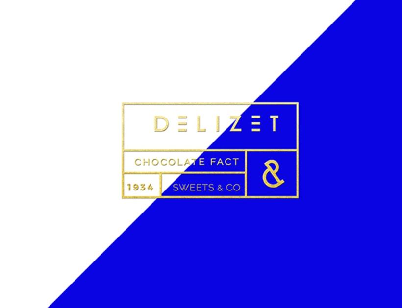 DELIZET CHOCOLAT FACT. 1
