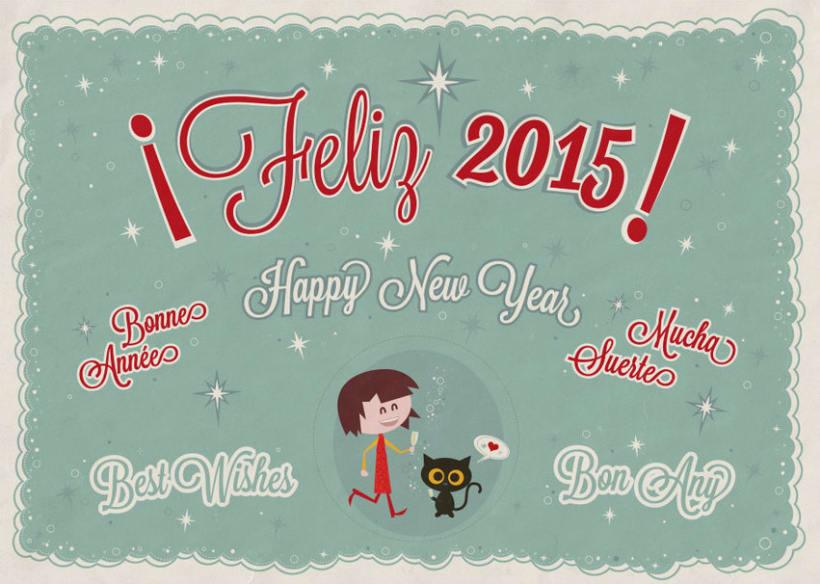 ¡Feliz 2015! 0