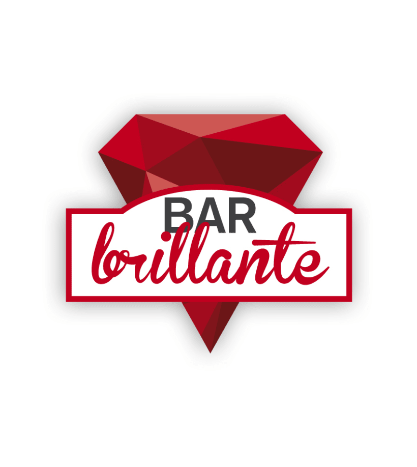 Logotipo Bar Brillante -1