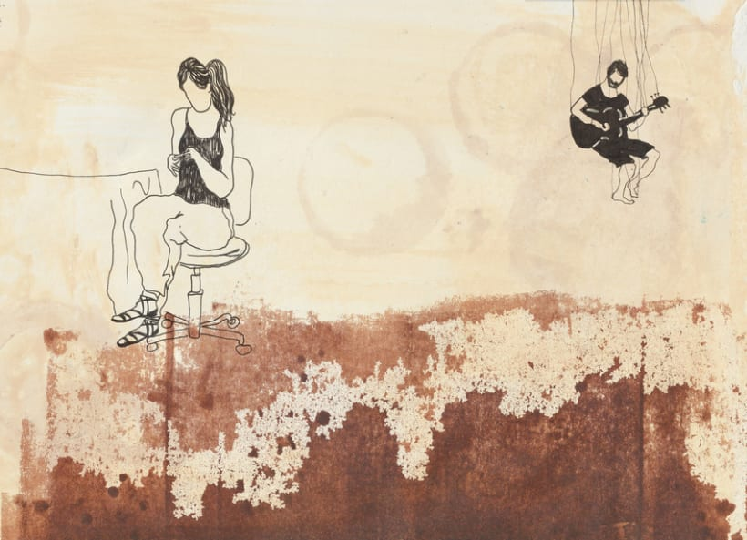 Artwork Music Zarra  2