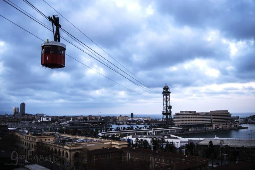 Por Barcelona… Fotografiando ando…  -1