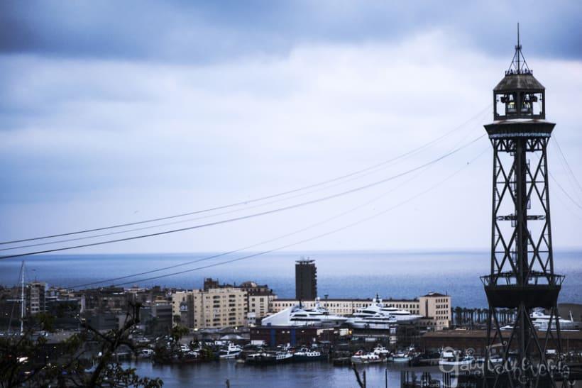 Por Barcelona… Fotografiando ando…  0