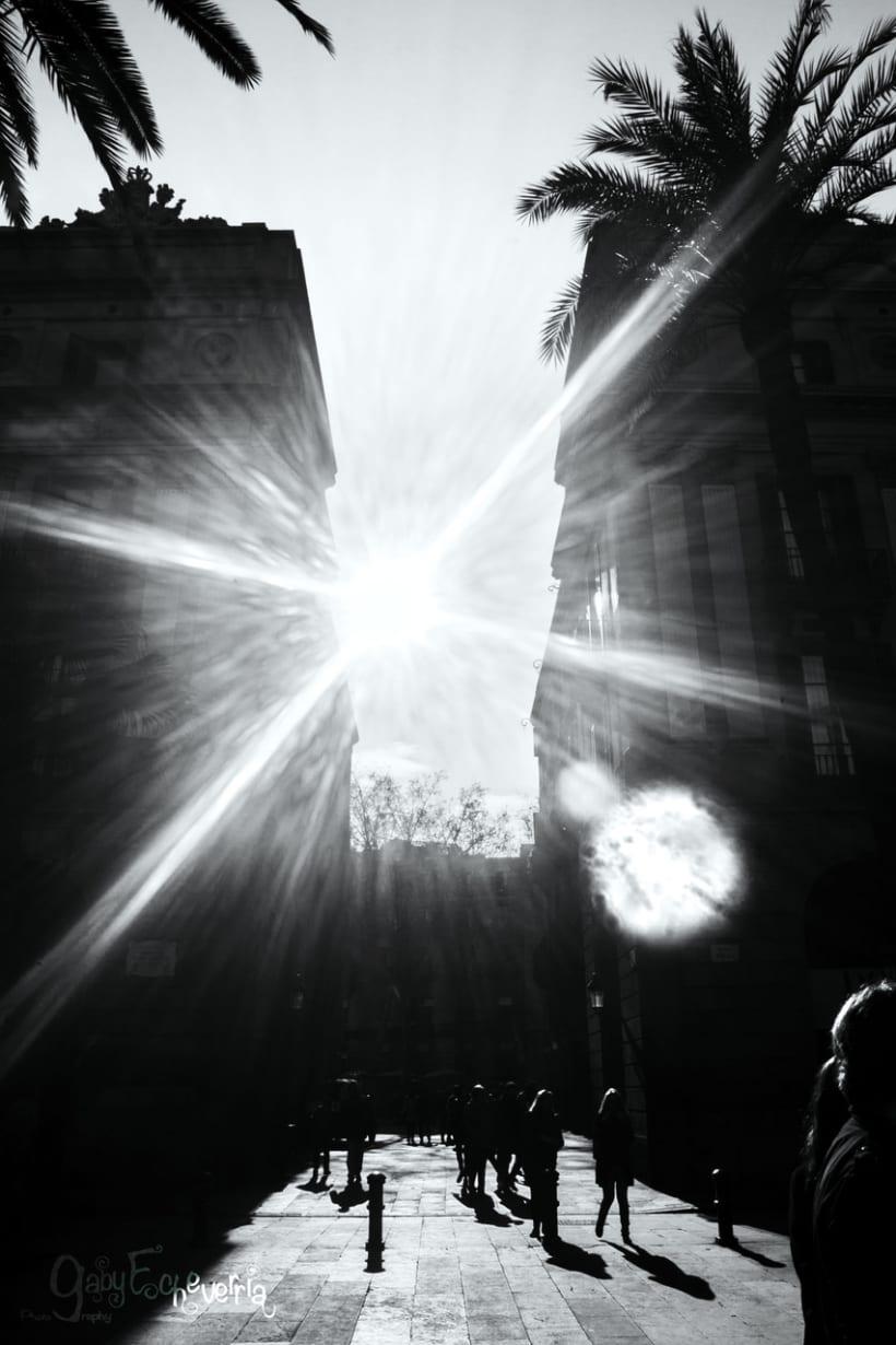 Por Barcelona… Fotografiando ando…  9