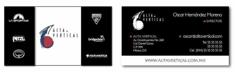 Alta Vertical -1