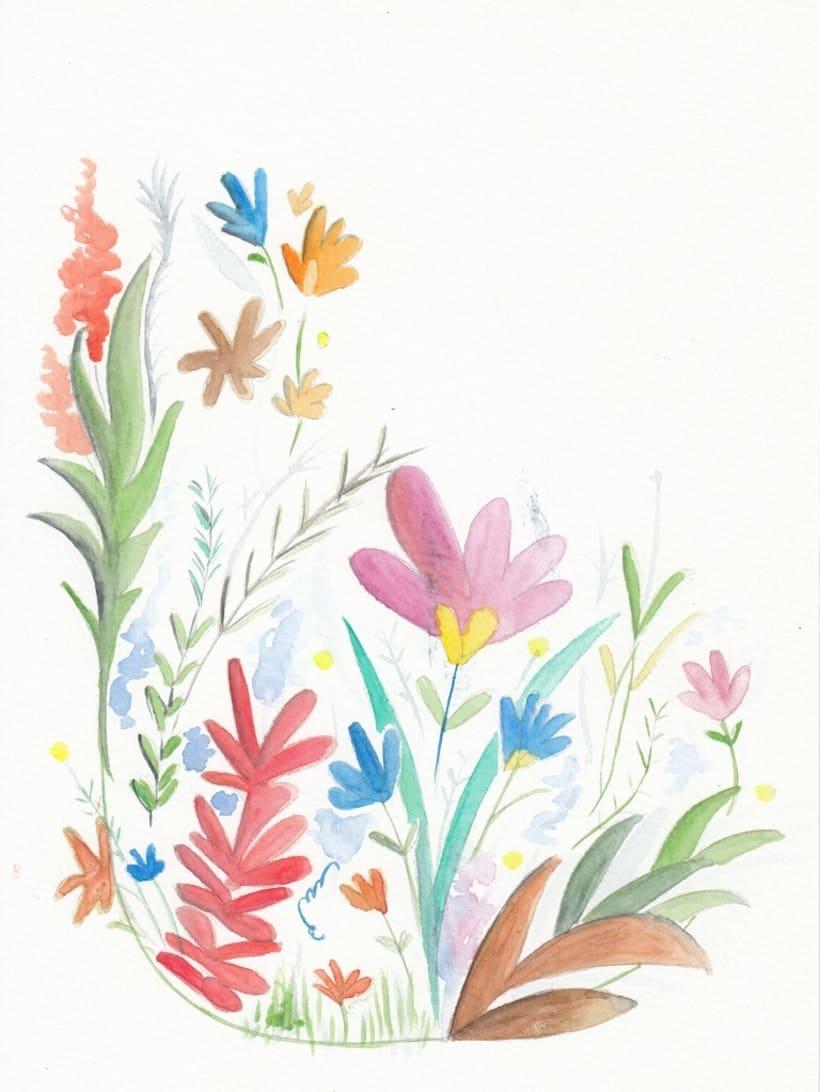 Natura en aquarel.la 1