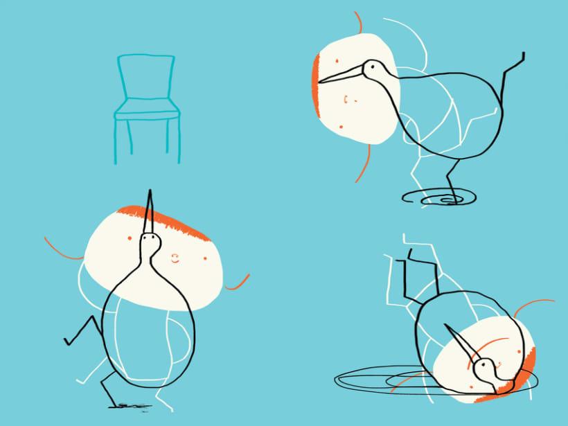 El juego de la silla (proyecto álbum ilustrado) 0