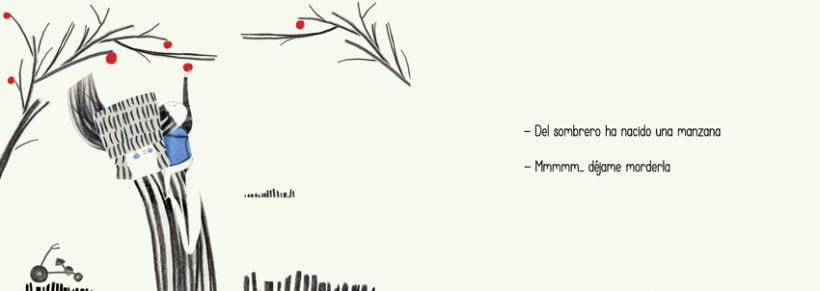 Cuéntame más (proyecto álbum ilustrado) 1