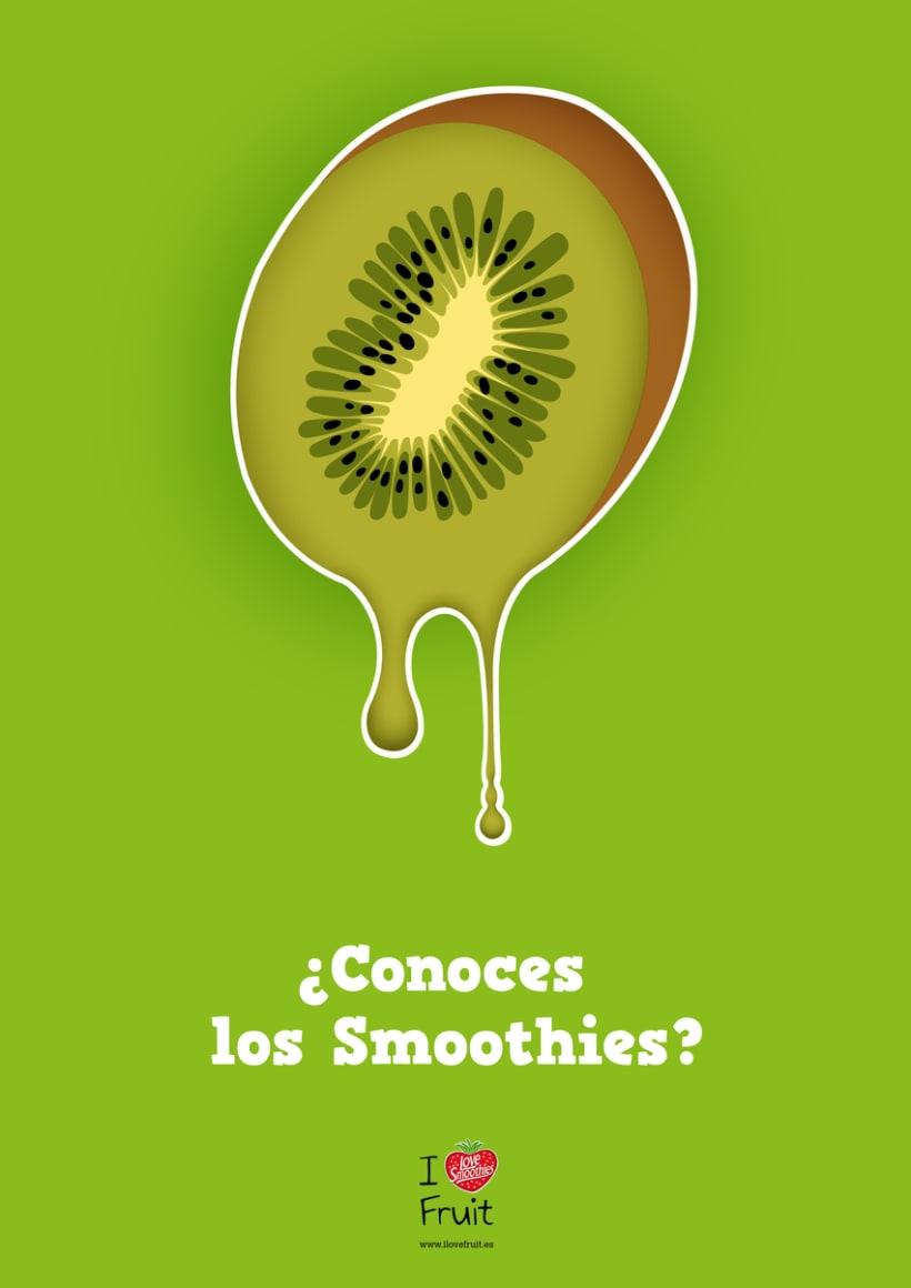 Love Smoothies - Levante 1