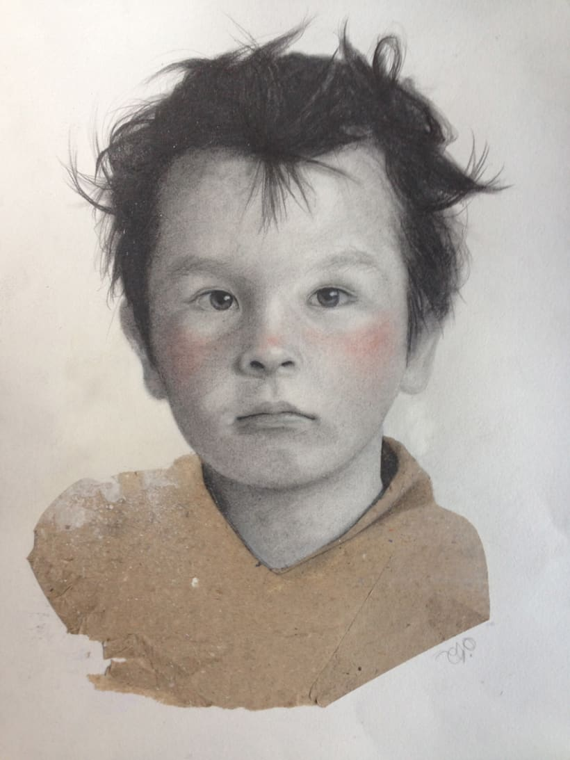 Work on commission , custom portraits. 8
