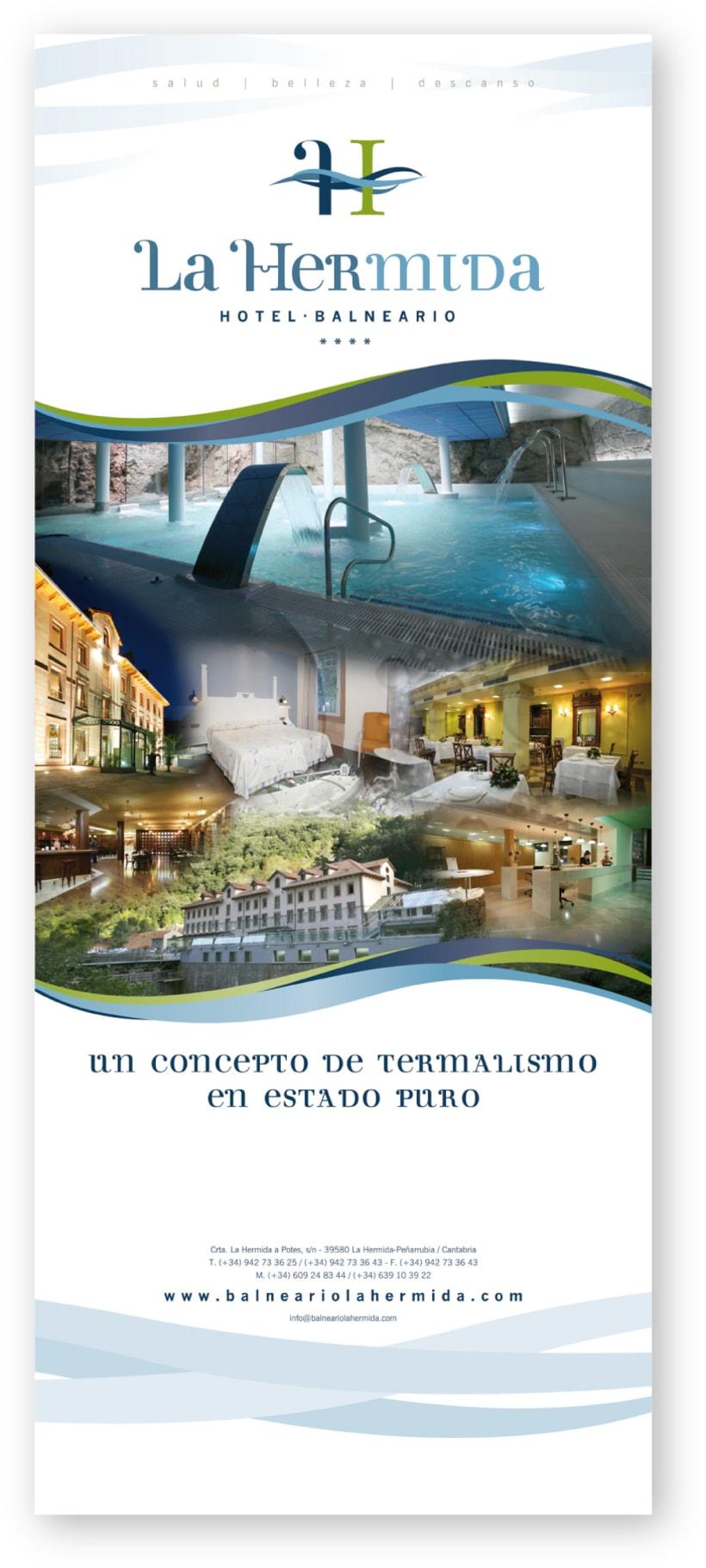 Hotel-balneario La Hermida 0