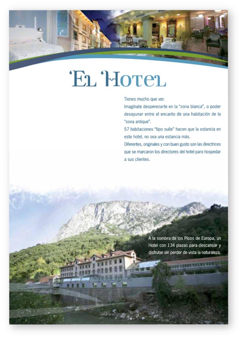 Hotel-balneario La Hermida 1