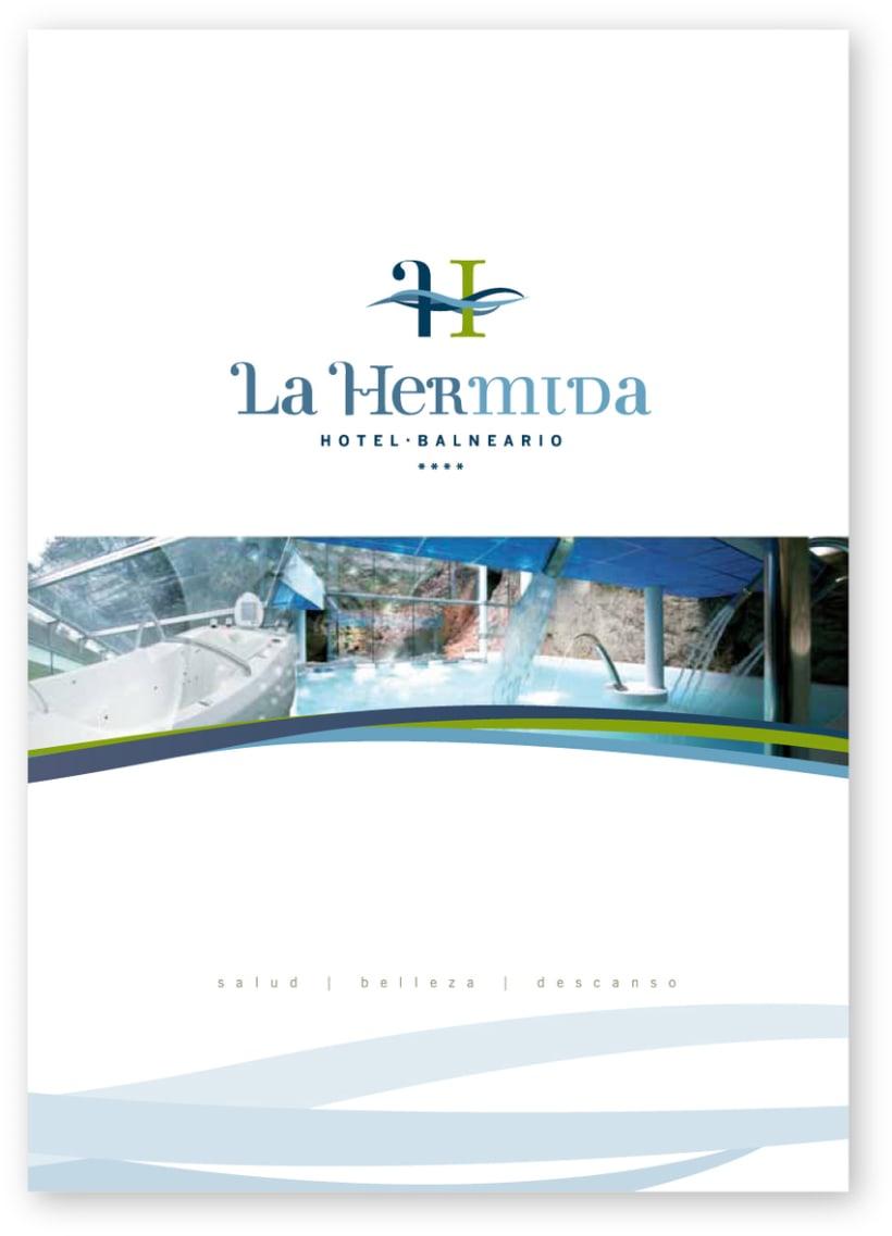 Hotel-balneario La Hermida 2