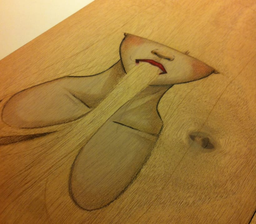 Illustration Wood  0
