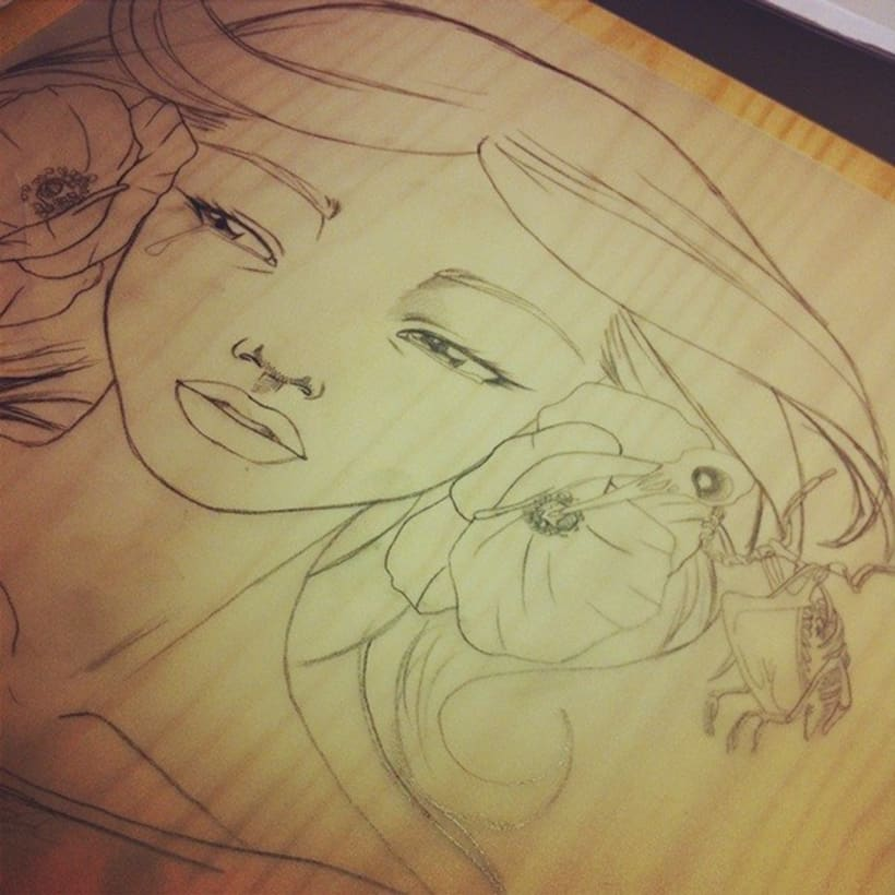 Illustration Wood  0