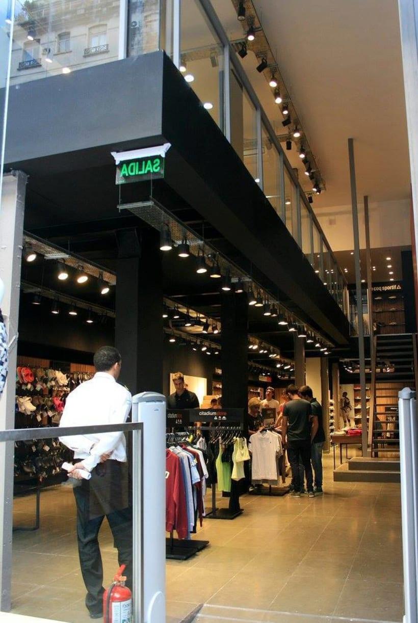 Citadium Store - Av. Santa Fe 1640 11