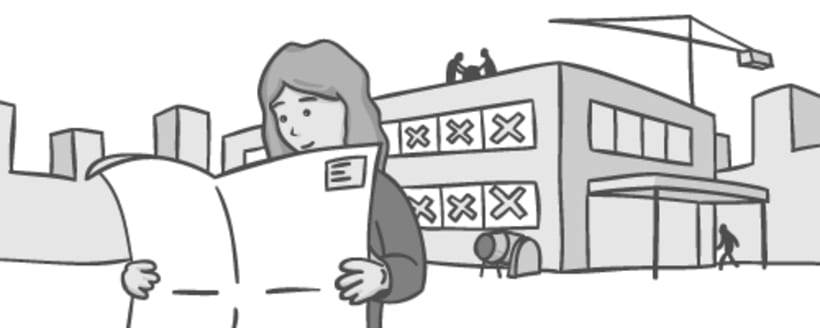 Ilustraciones para la web de la Agencia de Certificación Profesional 0