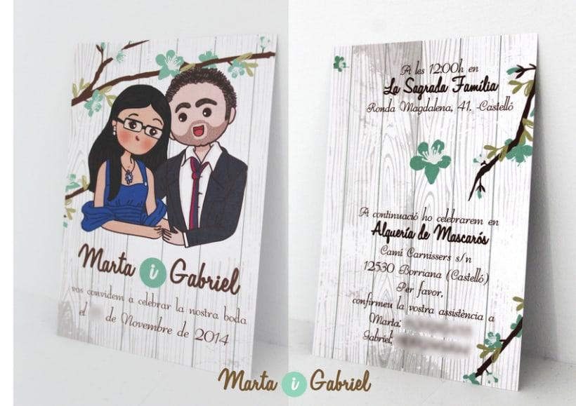 Marta y Gabriel Invitaciones 4