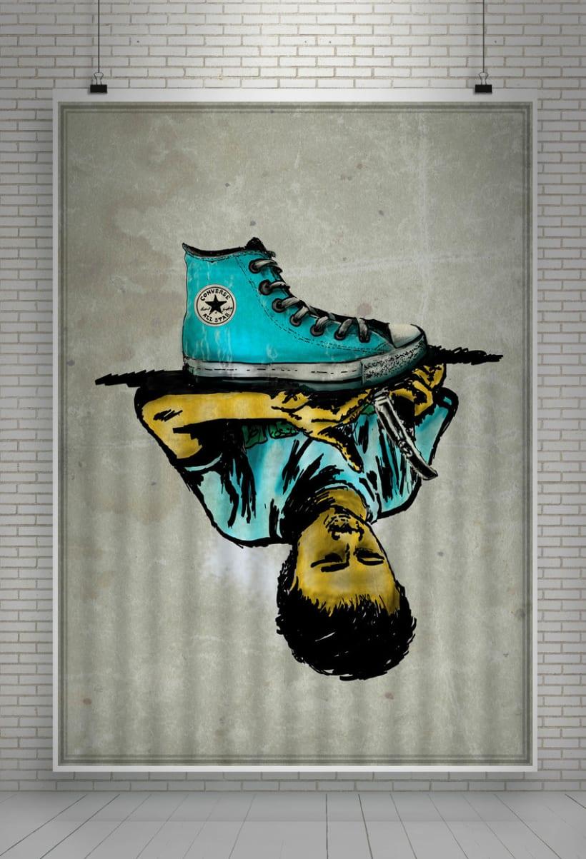 """Ilustraciones """"Critic art"""" 9"""