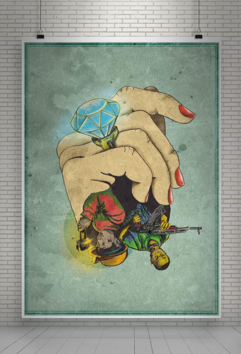 """Ilustraciones """"Critic art"""" 7"""