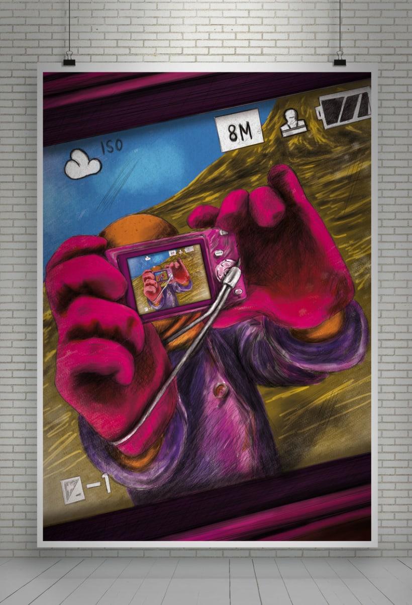 """Ilustraciones """"Critic art"""" 19"""