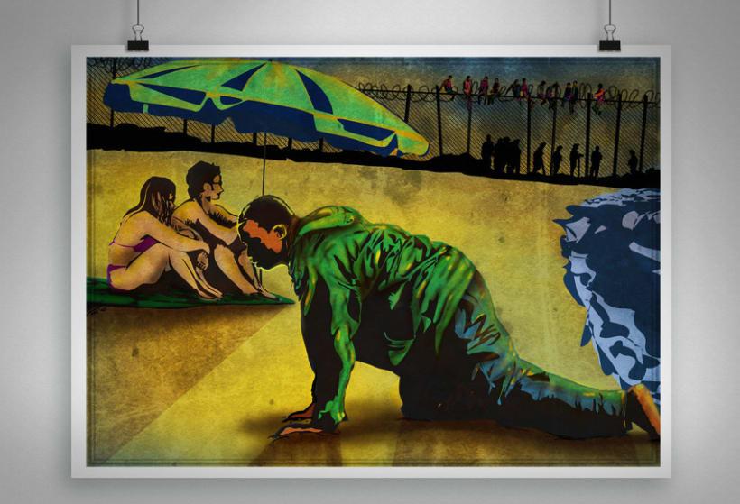 """Ilustraciones """"Critic art"""" 17"""