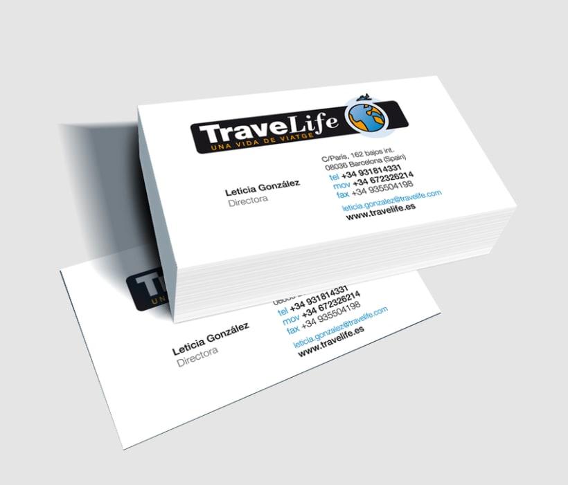 Travelife. Agència de viatges 0