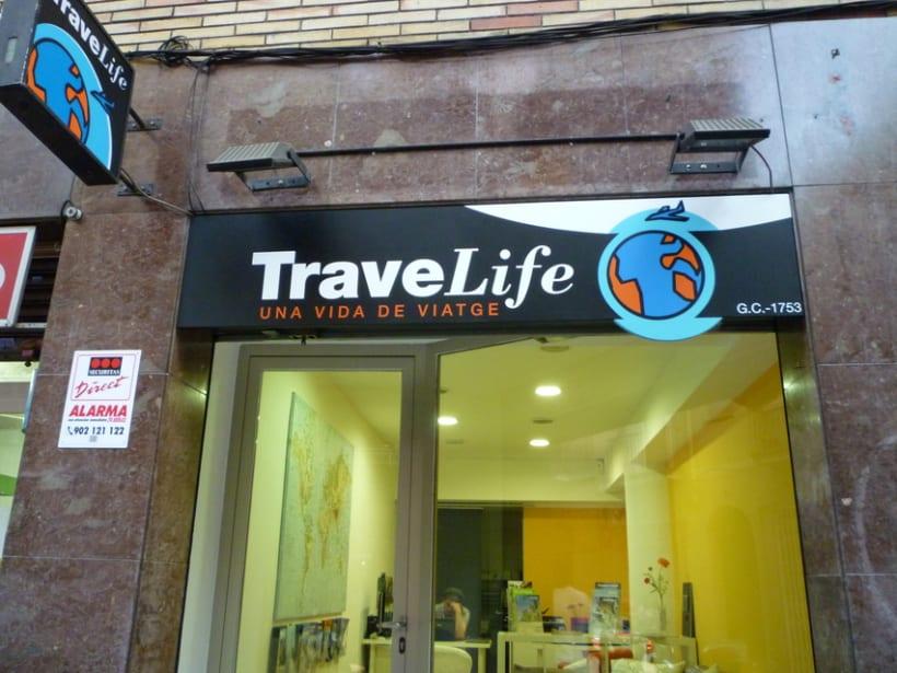 Travelife. Agència de viatges 1