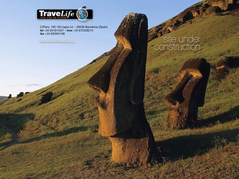 Travelife. Agència de viatges 2