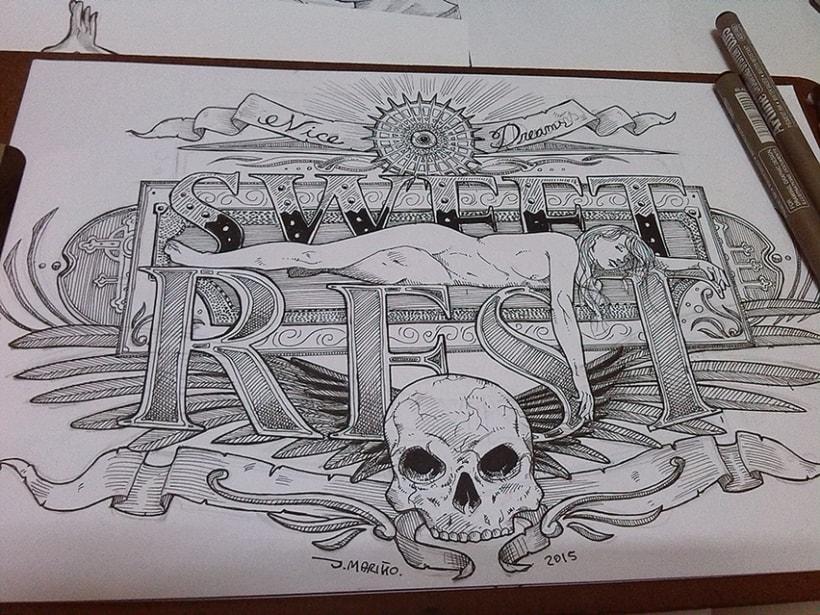 Proyecto de lettering 3