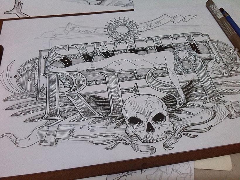 Proyecto de lettering 4