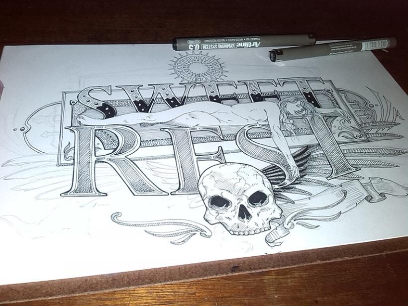 Proyecto de lettering 2