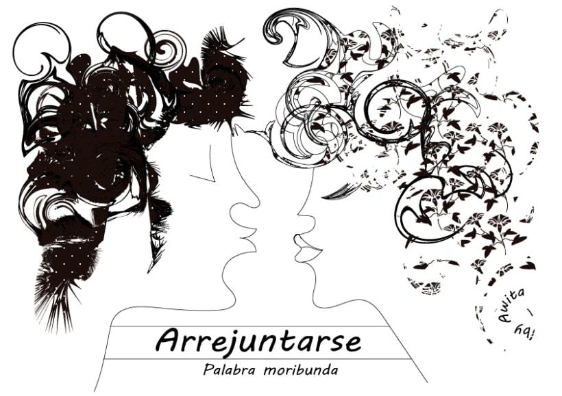 Palabras Moribundas ilustradas by Awita 0