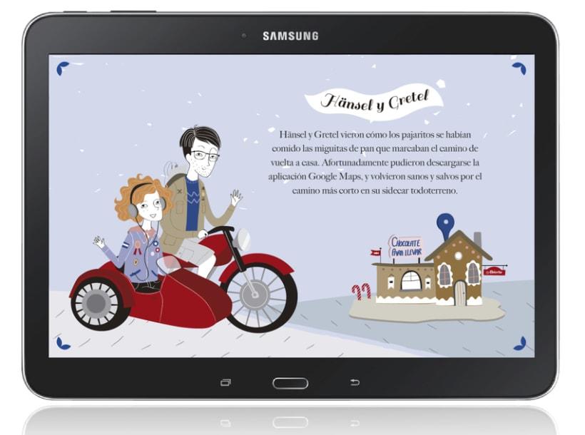Ilustraciones Samsung Feria Libro Madrid 3