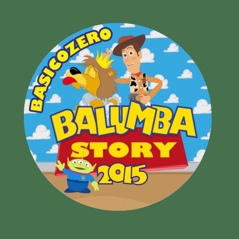 Comparsa Balumba 2015 6